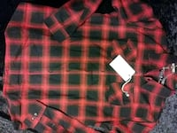 RED and BLACK FLANNEL Indio
