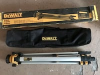 Dewalt Adjustable & Portable Laser Level Tripod - New Las Vegas, 89103