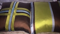 2 Down Feather Filled Square Decorative Pillows  Salem, 03079