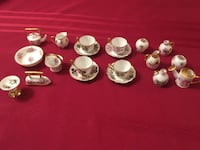 Mini china tea cups and assorted things for doll house  Hamilton, L9C 3Z5