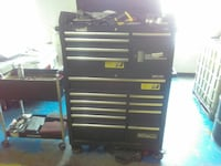 black and gray tool chest Laurel, 20707