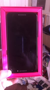 T-Mobile revvl. Great condition. Never been activated. Price is firm or will trade for a laptop in best condition