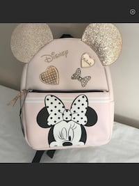 NWT Minnie Mouse Backpack Claymont, 19703