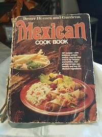 Mexican cookbook Midland, 79701