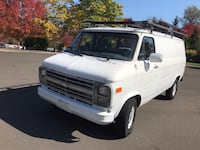 Chevrolet - Van - 1989 Sherwood, 97140