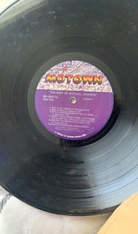 The best of Michael Jackson record
