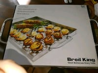 BROIL KING FLAT GRILL TOPPER ☆New☆ Oshawa, L1J 1W4