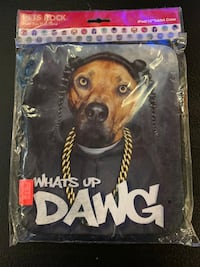 "What's up dawg! Tablet iPad case ""10"