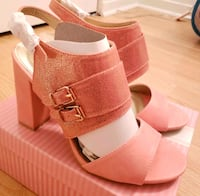 *NEW* SWEET PINK SHOES SIZE  8.5 Longueuil