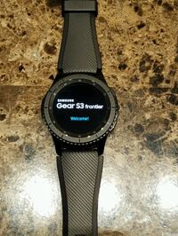 Gear S3 frontier (Bluetooth) Columbus, 43228
