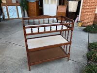 Baby changing table 45 km