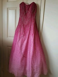 Formal dress *MINT only worn once Toronto, M9C 1B8