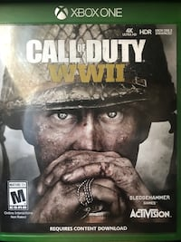Call of Duty WWII Las Vegas, 89135