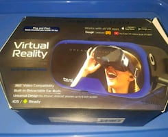 Virtual reality Smartphone Headset- New
