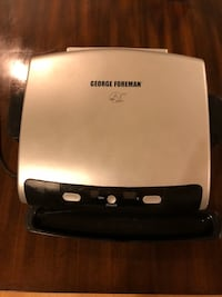 White and black george foreman home appliance Los Angeles, 91607