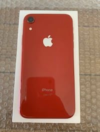 IPHONE XR RED 256 GB LIKE NEW AT&T CLEAN IMEI NUMBER Newark, 19702