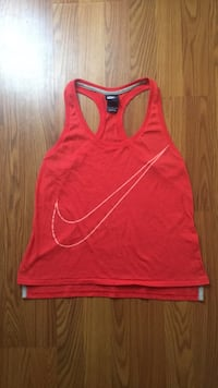 Nike Red/ Orange Top, size: S Atwater, 95301