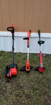 red and black string trimmer Houston, 77041