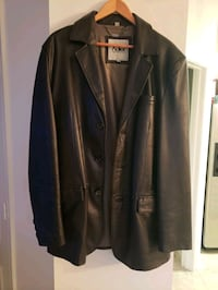 Black leather jacket  Virginia Beach, 23455