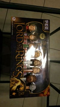Lord of the Rings Pez Set Tampa, 33612