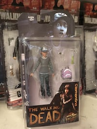 The Walking Dead Clementine figure  Langley, V2Y 1B5