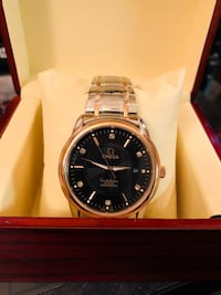 Men's Omega watch : FRee Delivery  Toronto, M1S 4A4