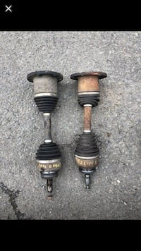 Front Axel engine 5.4 Ford F- [TL_HIDDEN]  $100for both. Linden, 07036
