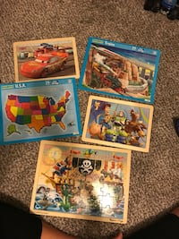 Kids puzzles Broken Arrow, 74012