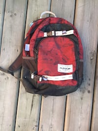 Red and black backpack. Child size. Edmonton, T6X 1C8