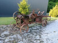 Vintage Farm Equipment - Hay Baler Chapmansboro, 37035