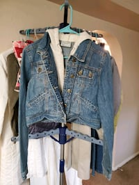 Periscope Spring Denim Jacket