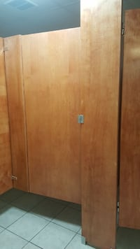 Restroom Dividers stall Plano, 60545