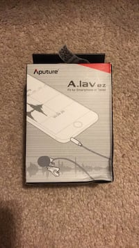 iPhone, Sony, Android - Camera or Phone Aputure - lav ez Microphone Barrie, L4N 6G9
