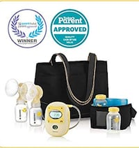 Medela freestyle double electric breastpump new never used Vaughan, L4L 3V7