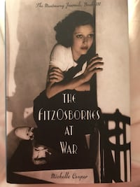 The fitzosbornes at war (the montmaray journals) by michelle cooper Belmont, 28012