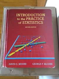 Introduction To The Practice of Statistics by David S. Moore book