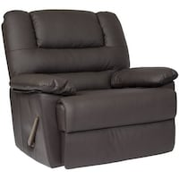 "Dark brown recliner ""NEW"" Rancho Cordova"