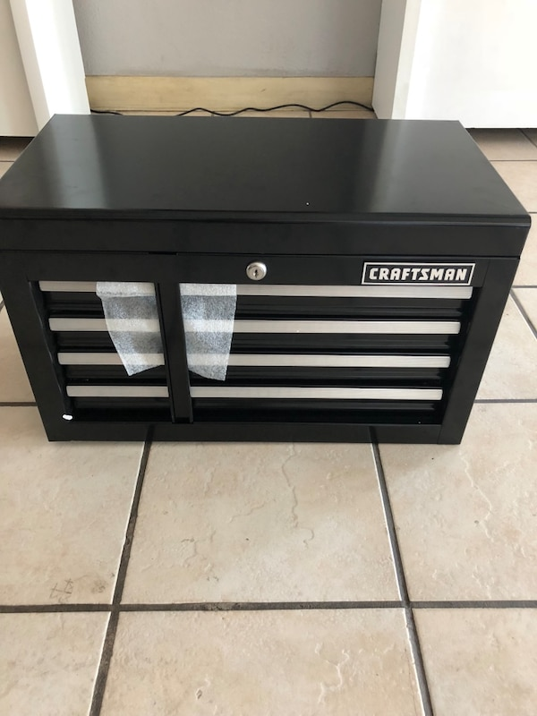 Craftsman heavy-duty ball bearing middle chest