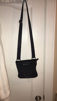 black leather crossbody bag with tassel Edmonton, T5X 6H6