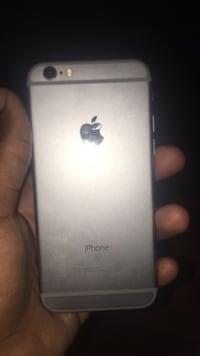 silver iPhone 6 with black case Copiague, 11726