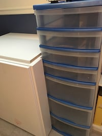 Rubber maid 7 drawer