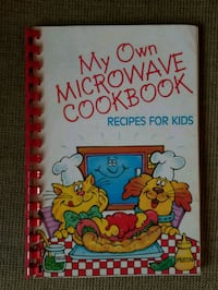 Microwave cookbook recipes for kids