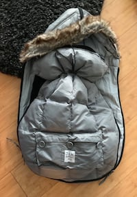 7 A.M. Enfant Le Sac Igloo, Footmuff Safe for Car Seat and Stroller