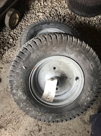 Mower tires (2) 20x8x10  Valley View, 44125
