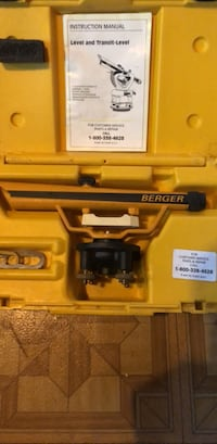 Berger model 135 level and  transit Colfax, 95713