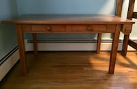 Kids Activity Table & Desk with Chairs (Crate & Barrel's Land of Nod) 26 km