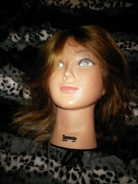Quad mannequin head new Martinez