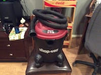 Black and red shop-vac vacuum cleaner Huntington Beach, 92647