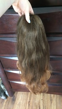 Brown ponytail extensions  Edmonton, T6M 1H5