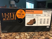 New steel toe shoes Andover, 55304
